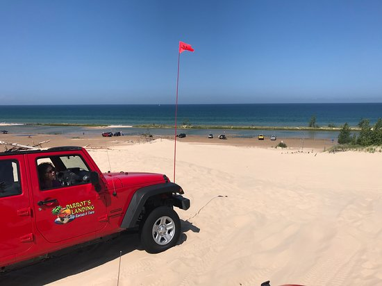 Parrot S Landing Jeep Rentals And Tours Mears All You
