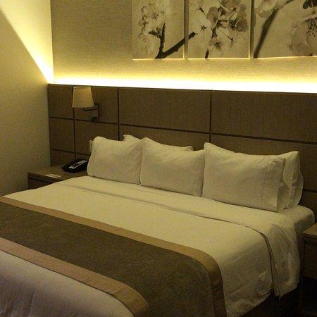 Hotel moderno con excelente ubicación y servicio