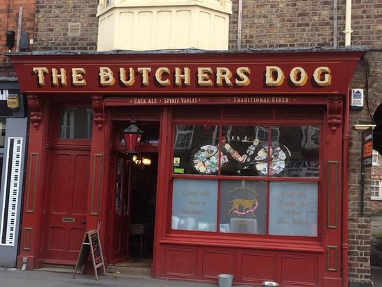 ‪The Butchers Dog‬
