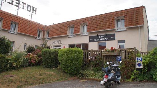 Tournehem-sur-la-Hem, Francia: frontzicht