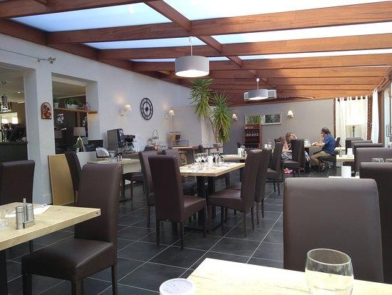 Tournehem-sur-la-Hem, Francia: restaurant