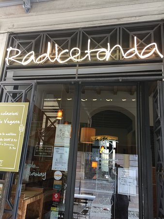 Radicetonda: Fantastic Healthy Food