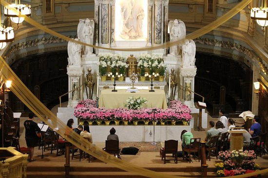 Syracuse, NY: Sanctuary at Assumption.