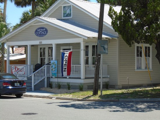 Cedar Key, FL: Salt Marsh Cottage