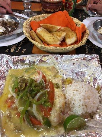 El Moro: fish, gently prepared.