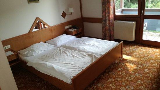 Laaben, Áustria: Onze kamer