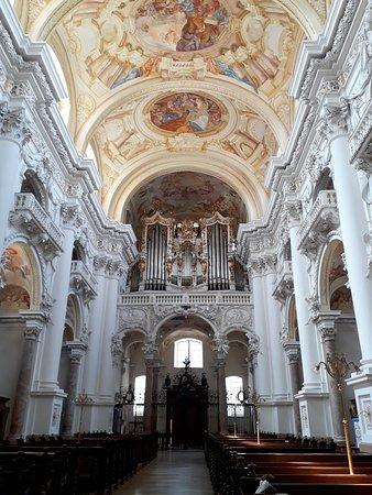 Augustiner Chorherrenstift St. Florian: Orgel
