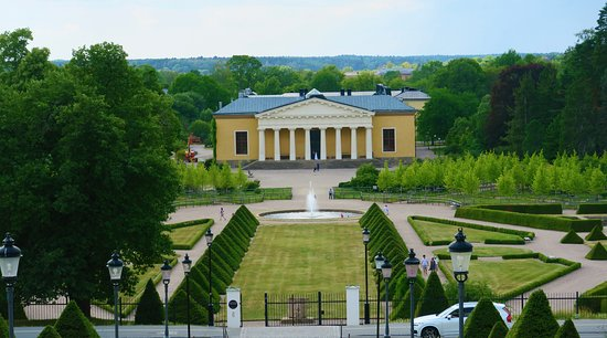 Perfect venue for wedding photos - Botanical Gardens, Uppsala ...