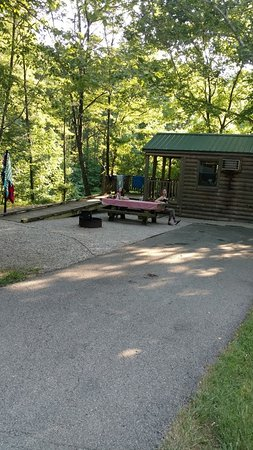 Zilpo Campground: Cabin D14
