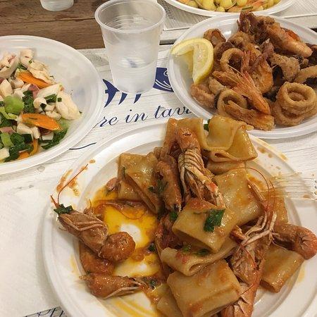 Il mare in tavola terracina ristorante recensioni numero di telefono foto tripadvisor - Il mare in tavola ...