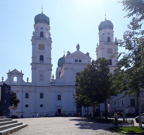 Passau, Deutschland: der Dom