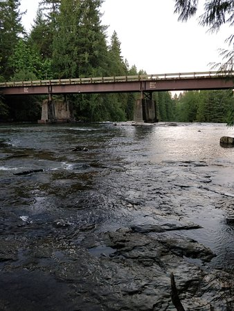 Comox Valley, Canada: Save The Puntledge Triangle!