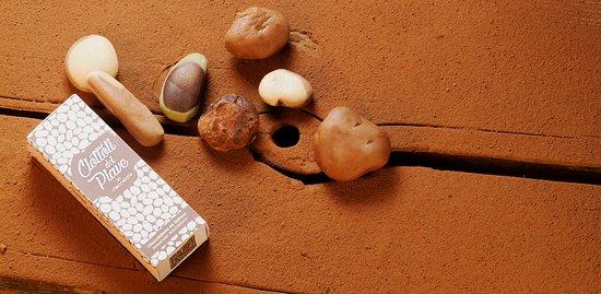 Sassi del Piave in cioccolato gli originali solo da Stefano a ...