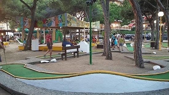 Park Minigolf Garbí