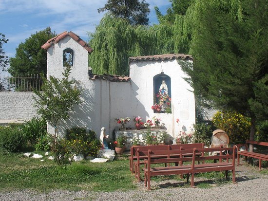 Iglesia y Convento de San Francisco de Curimon