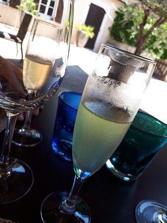 Cocktail Picture Of La Table Du Pouyaud Champcevinel Tripadvisor