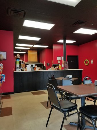 Westernport, MD: Fox's Pizza Den