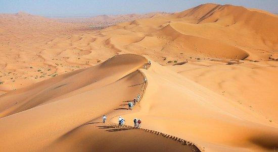 Morocco Desert Show