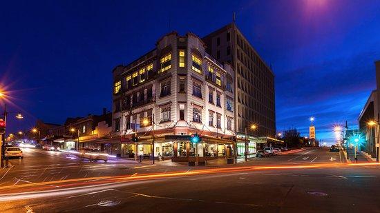 Timaru, Nova Zelândia: The Oxford Building