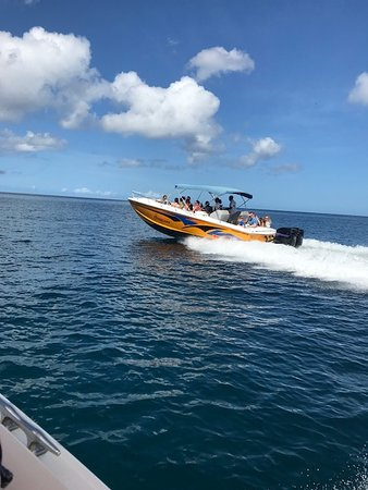 Nice Boat Picture Of Exodus Boat Charters Gros Islet Tripadvisor