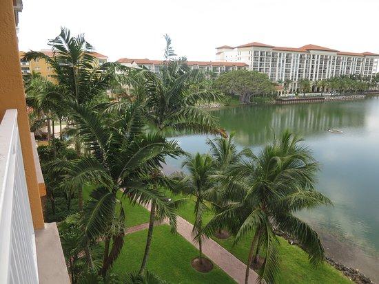 Marriott's Villas at Doral : Great view