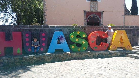 Pueblo Magico de Huasca Foto