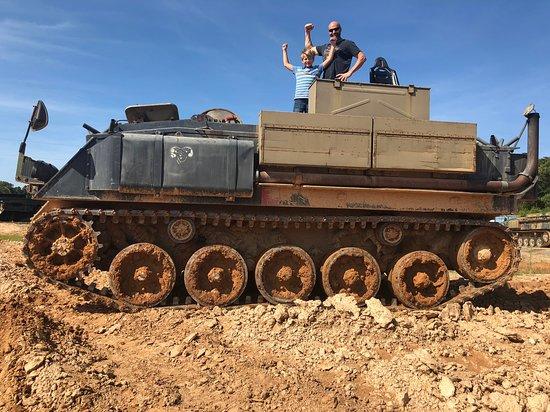Tank Town USA صورة فوتوغرافية