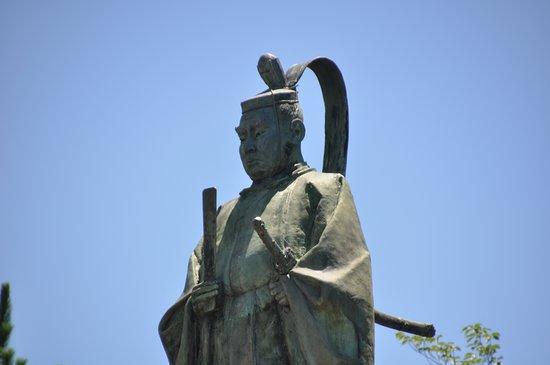 Ii Naosuke Statue