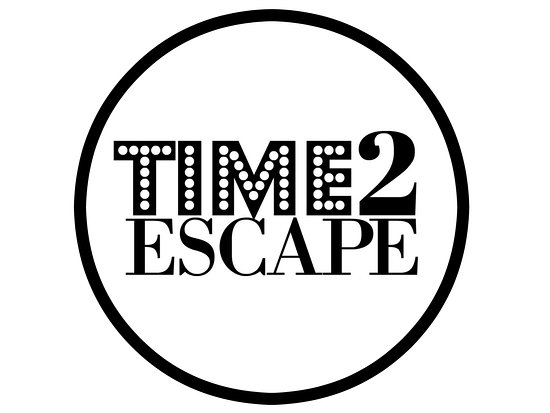 Strood, UK: TIME2ESCAPE LOGO