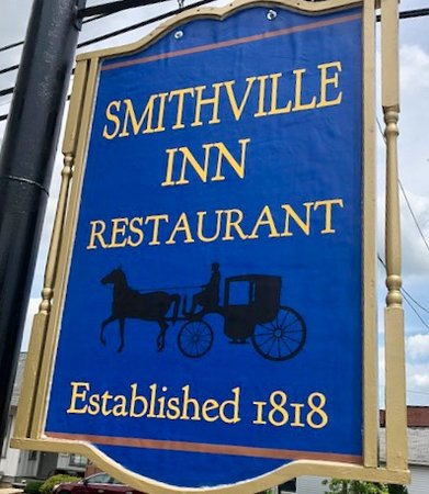 Smithville, OH: Sign