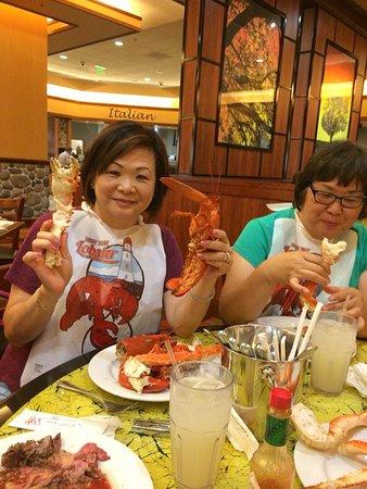 look like they have fun with the lobster at jackson rancheria casino rh tripadvisor com