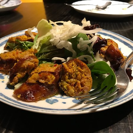 Chat Thai: Huge meal 😊