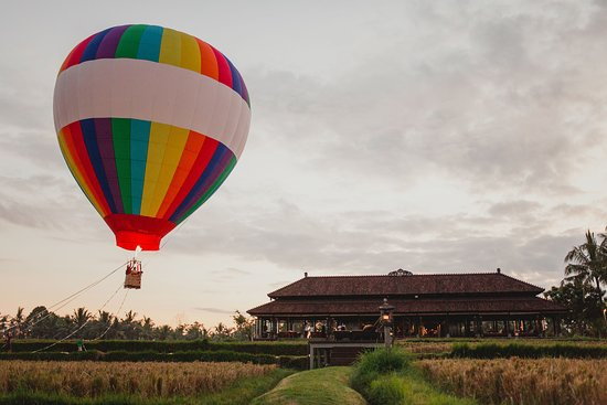Hot Air Balloon Experience 5 Picture Of The Restaurant At The