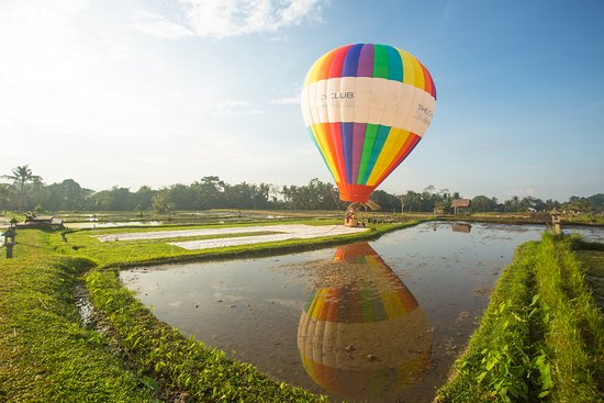 The Restaurant at The Chedi Club Tanah Gajah: Hot Air Balloon Experience - 4