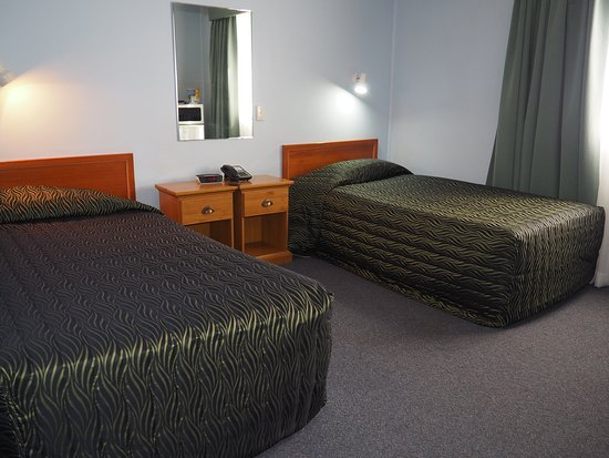Cudgegong Valley Motel: Standard Twin Room