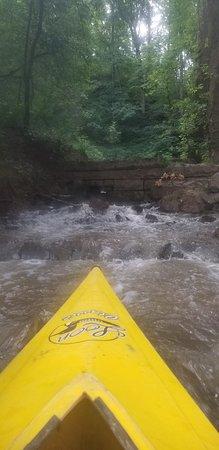 Munfordville, KY: A natural spring on Green River