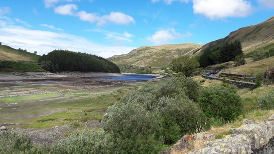 Bonnie view of Haweswater reservoir. I have been here before 21 years ago, at that time I was on