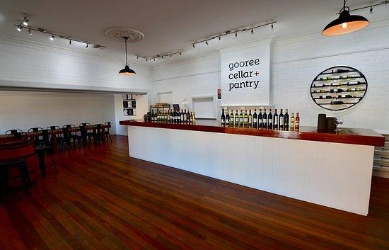 Mudgee, Australia: gooree cellar + pantry