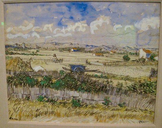 Nevada Art Museum Van Gogh Picture Of Nevada Museum Of Art Reno Tripadvisor