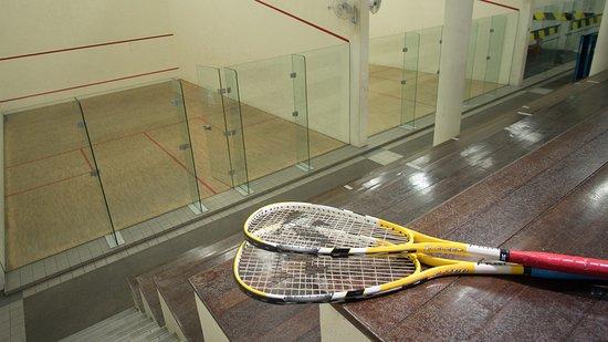 Senai, Malaysia: Squash