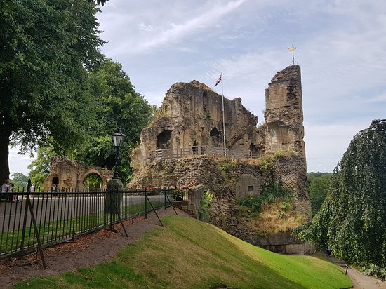 ‪Knaresborough Castle‬
