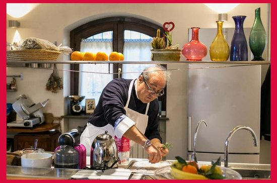 Leer Italiaans en diner in het huis ...