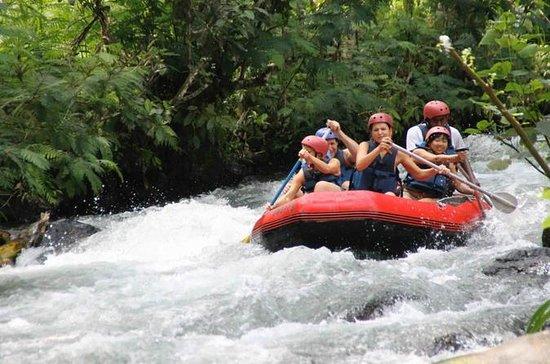 Ubud Rafting With Waterfall