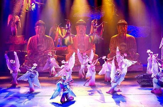 Xiamen Minnan Magic Cultural Show Ticket