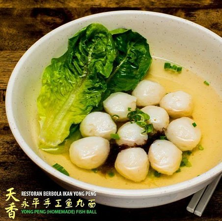 Tian Xiang Yong Peng Fish Ball