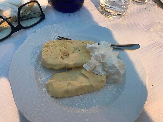 Carrosio, Италия: gelato freddo allo zenzero