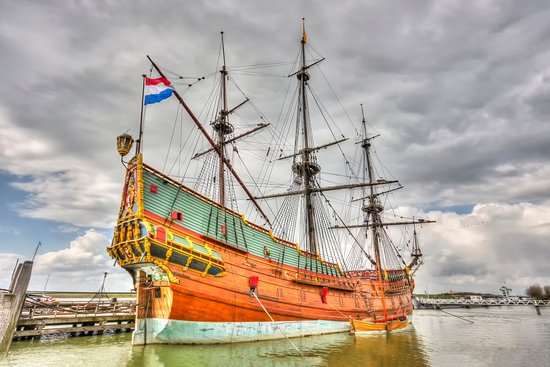 Lelystad, The Netherlands: De Batavia