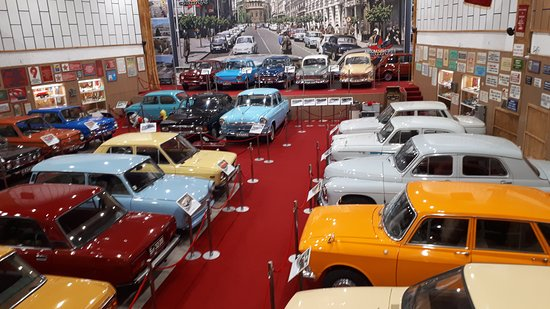 Peshtera, Bulgarien: Cars of Socialism