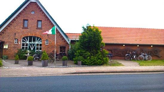 Gnarrenburg, Deutschland: Ristorante Antico