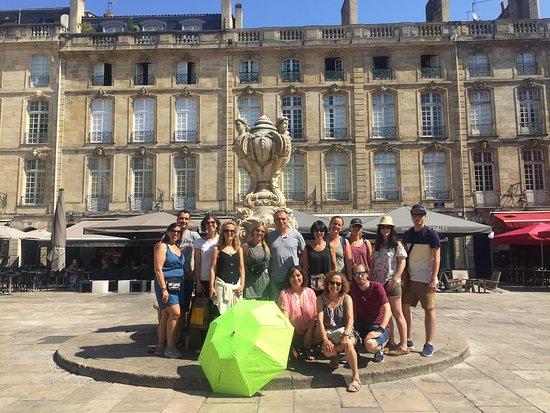 Bordeaux Free Walking Tours